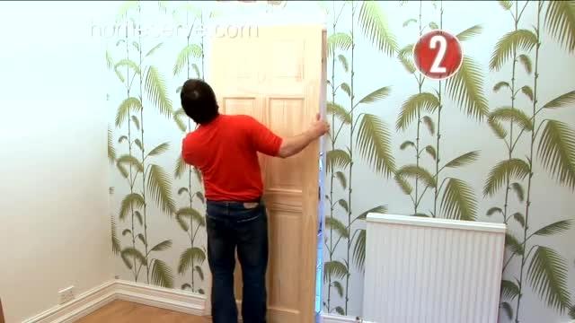 فیلم آموزش نصب درب اتاقی