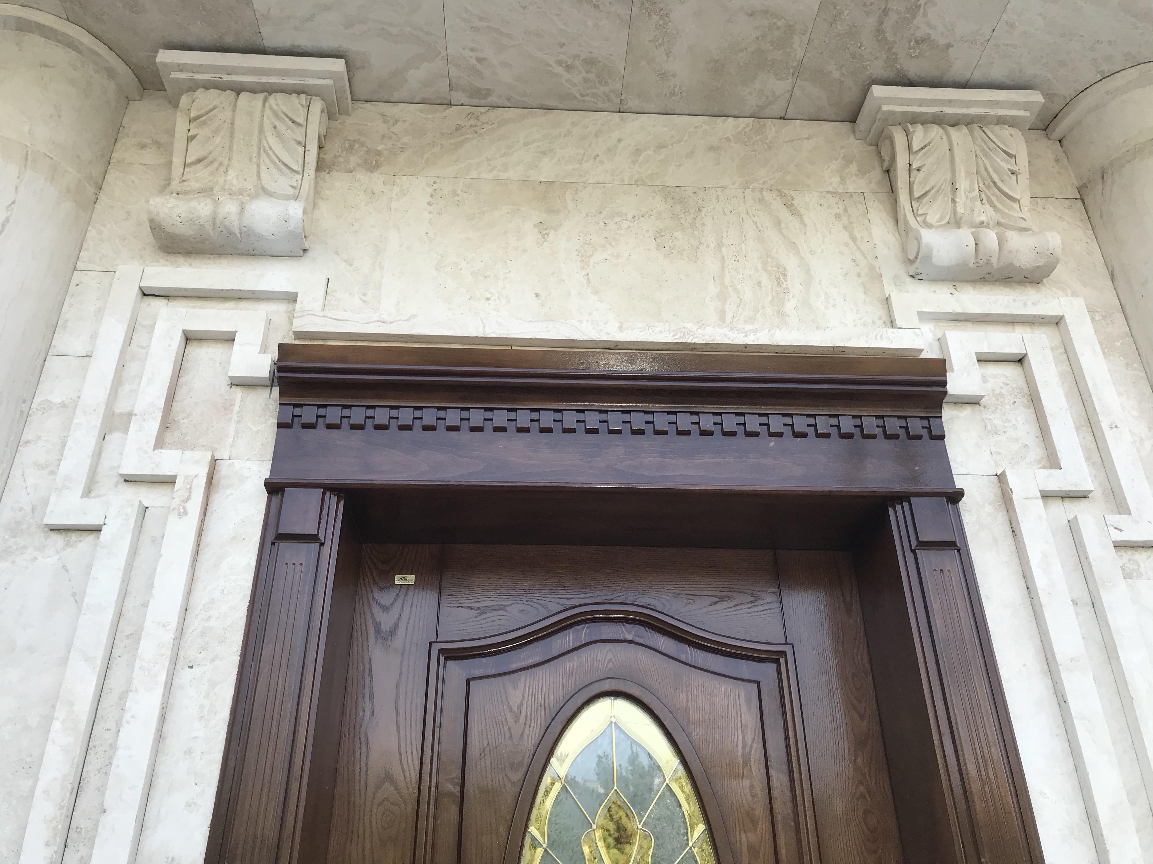 درب ورودی لوکس