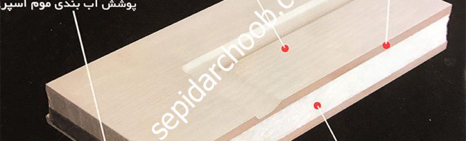 مقطع درب های اتاق و داخلی سپیدار چوب