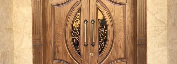 درب ورودی لابی